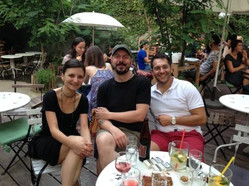 2014-08 Berlin - Bucharest
